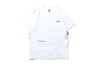 "[ LAB Taipei ] bal ""MINIMAL AD T"" (White)"
