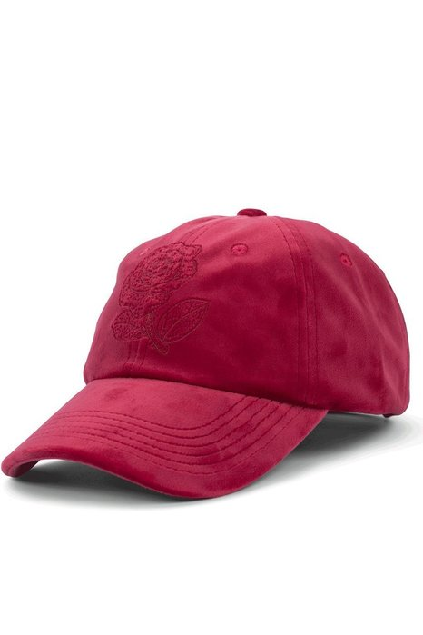 【HOPES】THE HUNDREDS STEELO DAD HAT - RED