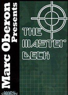 【意凡魔術小舖】 經典推薦 Fism 冠軍道具 MARC OBERON精準找牌 THE Master Deck職業用大師牌