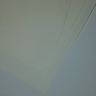 《透貼DIY》全新 A4 雷射透明 列印 專用貼紙 一包10張 透明度超佳!! 超薄透貼 雷射透明貼 透明自黏標籤 雷射