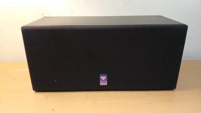 美國大地震Cerwin-Vega HT-MDC 雙5吋兩音路中置喇叭.特價4500