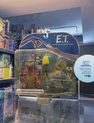Artlife @ ET Extra Terrestrial 2001 TOYSRUS Exclusive 絕版 外星人