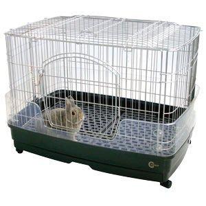 ☆米可多寵物精品☆日本MARUKAN可上開抽屜式兔籠MR-305另有MR-306貂籠鼠籠