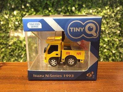 TinyQ 微影 Isuzu Z-Series Construction Truck TinyQ-12a【MGM】