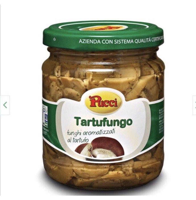 阿提卡~ 義大利Pucci松露風味菌菇切片200g