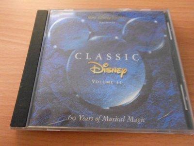 2號倉庫*CD**CLASSIC DISNEP VOLUME II  *編號A1