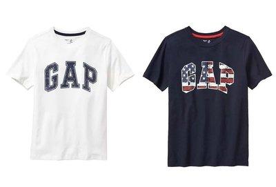 美國官網 GAP Distressed arch logo graphic T 保證正貨