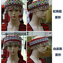 專業原住民服飾 -- 宏凱豐實業.晉鈺 -- 原住民手工串珠圖騰流蘇頭帶 -- 1800元