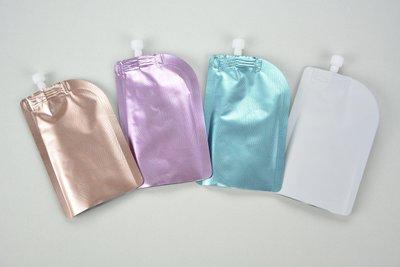 ☀多色霧面鋁箔反塞口栓平袋☀ 67*105mm (50入/210元) 乳液、生技用品、染髮劑