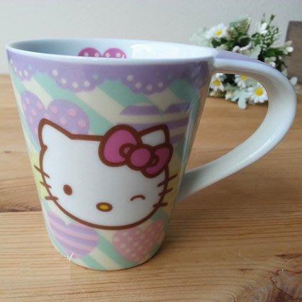 ღ小森 日本嚴選【Hello Kitty大頭陶瓷馬克杯】現貨【CP15120053】
