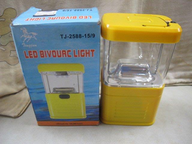 二手舖 NO.3491 LED露營用吊燈 戶外營燈 全新