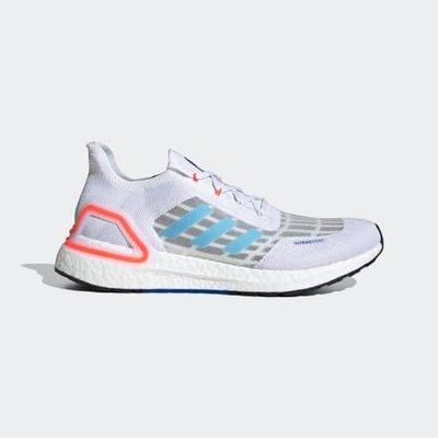 FOCA  adidas ultraboost S.RDY 男款 白藍橘 編織 慢跑鞋 EG0751 愛迪達 三葉草