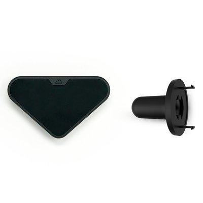【原裝正品英國軍規殼專用車架】Mous Limitless 2.0 汽車出風口手機磁吸支架