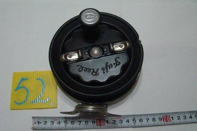 采潔 日本二手外匯釣具  富士輪 45 Fuji  前打輪 牛車輪 日本製  二手釣具 釣竿 捲線器 編號K52