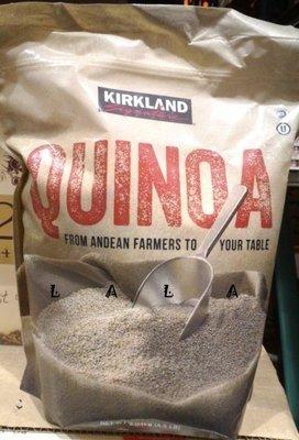 KIRKLAND 藜麥(2.04kg) COSTCO 好市多代購