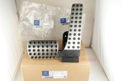 【DIY PLAZA】M-Benz 賓士 原廠 AMG 踏板組 CLS 三代 C257 CLS350
