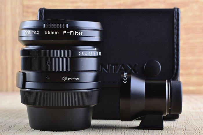 【品光攝影】CONTAX Biogon T* 21mm F2.8 (21/2.8) G21 G鏡 黑 #47819