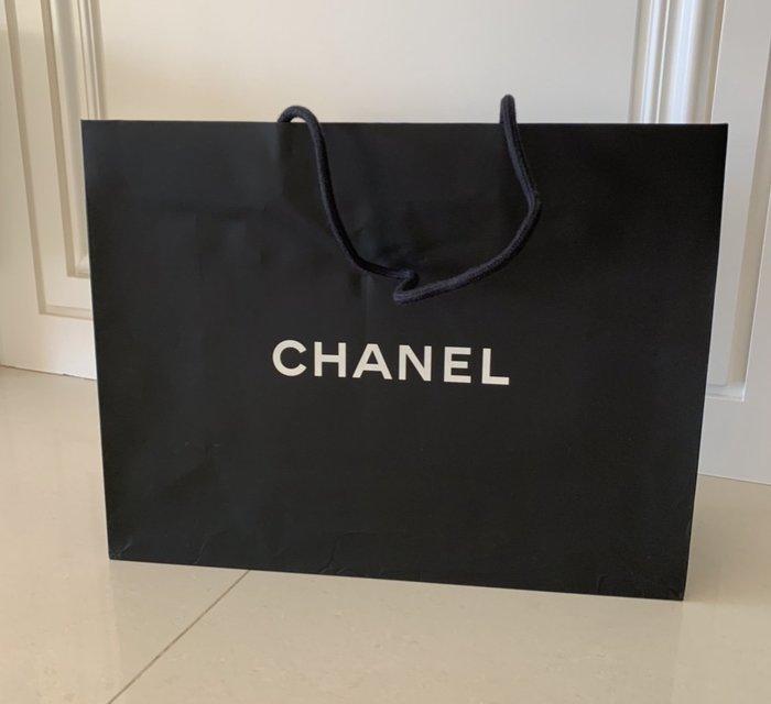 CHANEL 香奈兒手提袋紙袋(大)