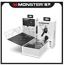 原廠正品MONSTER/魔聲 Clarity 102 防水 通話主動降噪雙入耳塞式 攜帶方便 男女通用超長待機藍牙耳機