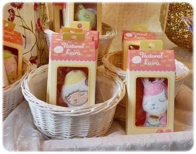 [Rosechild] 日本購入 保暖懷爐 微波加熱重複使用暖暖包 天然薰衣草香味小羊&小兔子兩款