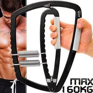 【推薦+】猛獸MAX握力器(20~160公斤調節)C109-5110可調式握力器.手臂力器臂熱健臂器.運動健身器材