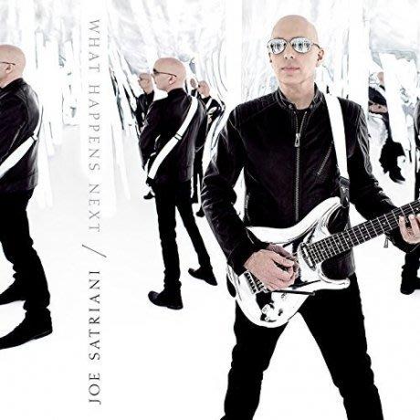 無限未來 What Happens Next / 喬沙翠亞尼 Joe Satriani---88985450972