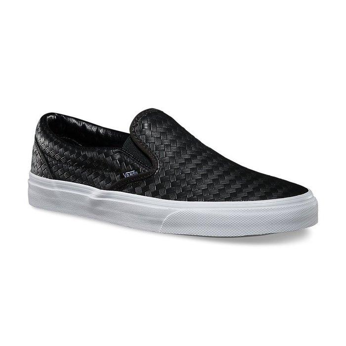 [NMR] VANS 懶人鞋 Slip On Embossed Weave 編織 非現貨賣場