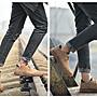 FuNFang_勞工安全鞋 男性工作防壓防撞優質安全鞋 皮質安全鞋
