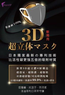 日本社長夫人Masako超愛用的3D超立體日本專利技術材質防塵口罩,比活性碳強五倍超舒服超透氣且免受霾害