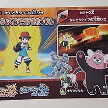 Pokemon Z Power 收藏卡 - 格鬥