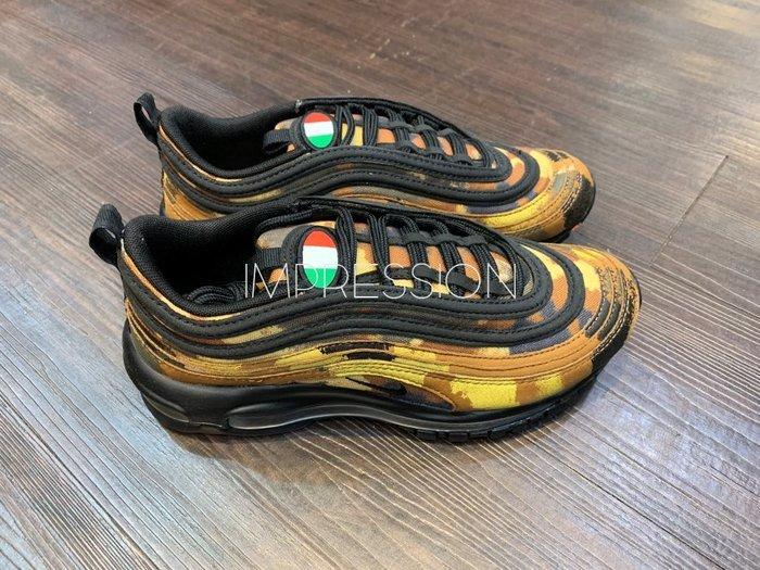 【IMPRESSION】Nike Air Max 97 Country Camo Italy AJ2614 202 現貨
