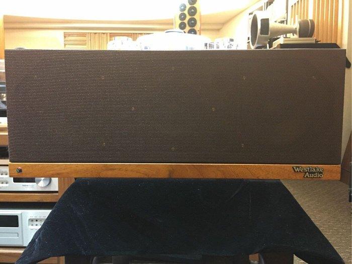 Westlake Lc 265.1 中置喇叭 品相美 聲音優 現貨供應