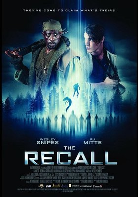 【藍光電影】末隕回聲 The Recall 2017 五位好友湖邊度假,卻遭遇外星人入侵地球…… 129-003