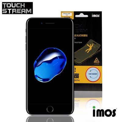 iMos Touch Stream iPhone 7/8 4.7吋(正面)霧面保護貼