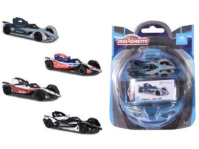 正版授權 美捷輪小汽車-Formula E豪華車款(隨機出貨一台) 生日禮物