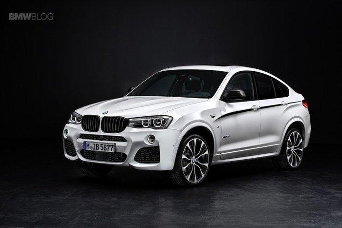 【樂駒】BMW F26 X4 M Sport M Performance 升級 套件 改裝 原廠 性能 提升 外觀