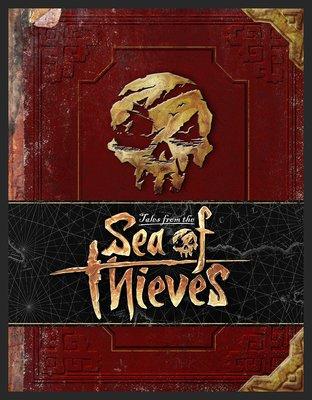 【布魯樂】《3月預購》[美版書籍]《盜賊之海 Sea of Thieves》電玩宇宙介紹書