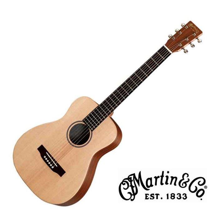 【他,在旅行】Martin LX1E Little Martin 小馬丁 34吋 旅行吉他 小吉他 民謠吉他 雲杉單板
