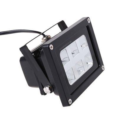 廠商特供~現貨~低價~用於SLA DLP 3D打印機 的60W 405nm 6 UV LED樹脂固化燈#C1E21529
