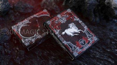 [808 MAGIC]魔術道具 808 星座牌 牡羊座 Zodiac Portents Playing Card 牡羊