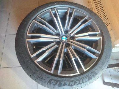 寶馬 BMW G20 原廠 M版 18吋 鋁圈 含 米其林225/45/18  255/40/18落地輪胎