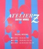 凱傑樂器 ATELIER Z N-3300 NICKEL WOUND 電貝斯 弦 線俓 45 0
