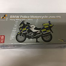 TINY 微影 限定 BMW Police Motorcycle (AM6199) FEG