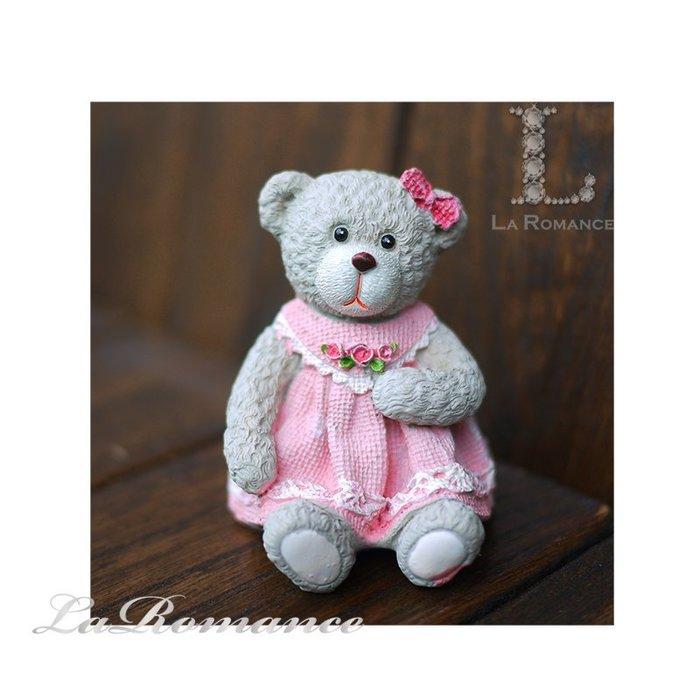 【義大利 Cupido & Company 特惠系列】 白色女生情侶熊 (中) / 泰迪熊 / 童趣動物