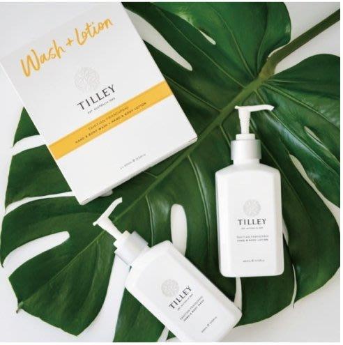 (新品)澳洲緹莉Tilley經典香氛沐浴乳(5種香味任選) 400ml 也可以當洗手乳 現貨