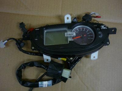 光陽正廠 V-LINK GP125噴射板 冷光 液晶碼表 儀表總成里程表速度表