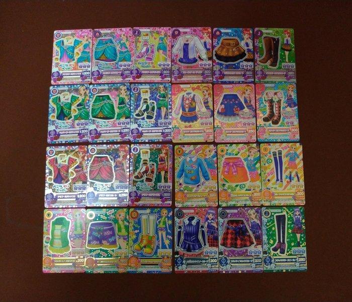偶像學園 生日禮盒 A3 台灣機台卡 全新未刷 ##精美禮盒包裝## 團體服