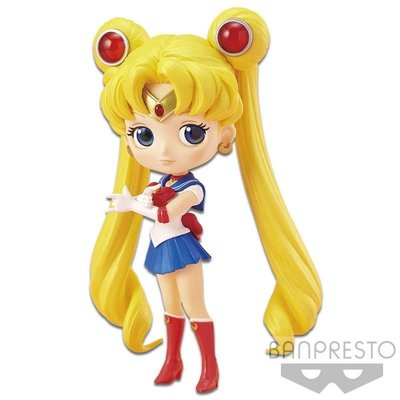 豪宅玩具》Q-POSKET大眼公主美少女戰士Sailor Moon月光仙子 月野兔 小兔