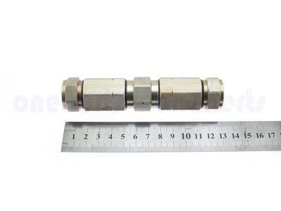 萬赫 K500D P3 500半英吋鋁管線雙接頭 500鋁管線主幹線雙接頭 有線電視 雙接頭 主幹線接頭 連接器