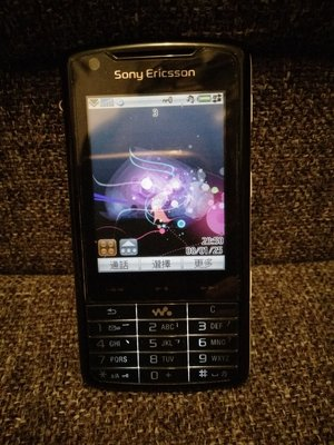 Sony Ericsson W960i 320萬像 8GB walkman 手提電話  有筆手寫